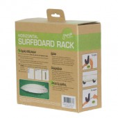 Horizontal Surfboard Rack Packaging Back